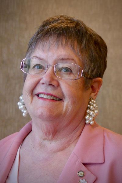 Patricia Clough